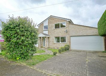 Thumbnail 4 bedroom detached house for sale in Greenfields, Earith, Huntingdon, Cambridgeshire