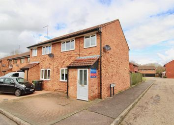 Thumbnail 3 bed semi-detached house for sale in Hedgelands, Werrington, Peterborough