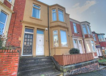 Thumbnail 2 bed flat for sale in Saltwell Street, Bensham, Gateshead