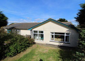 Thumbnail 3 bed detached bungalow for sale in St. Keverne, Helston