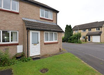Thumbnail 1 bedroom semi-detached house to rent in Burwell Meadow, Witney