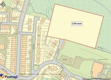 Thumbnail Land for sale in Pen-Y-Banc, Porth