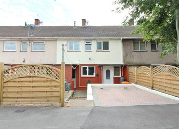 Thumbnail 3 bed terraced house for sale in Malcolm Sargent Close, Newport