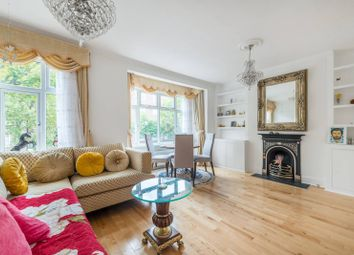 Thumbnail 2 bed flat for sale in Dalgarno Gardens, North Kensington, London