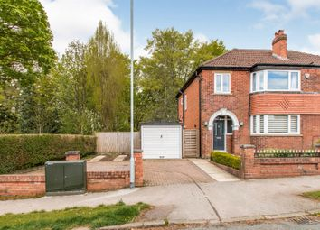 Thumbnail 3 bed semi-detached house for sale in Ridgeway, Leeds