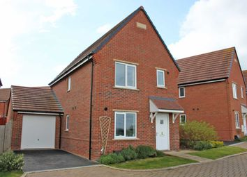 Thumbnail 3 bed detached house for sale in Robin Way, Didcot