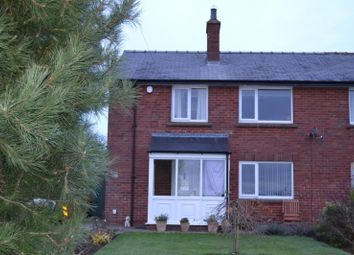 Thumbnail 3 bed semi-detached house to rent in Hillview, Carleton, Cumbria CA4 0Bu