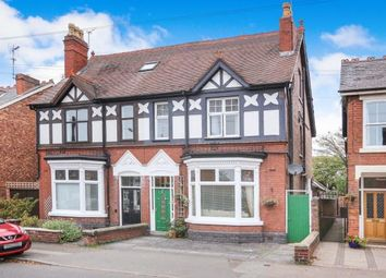 Thumbnail 7 bedroom semi-detached house for sale in Paget Road, Tettenhall, Wolverhampton, West Midlands