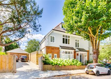 Thumbnail 6 bed detached house to rent in Sheen Gate Gardens, London
