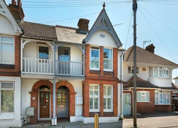 Thumbnail 4 bed end terrace house for sale in Cromwell Road, Whitstable, Kent
