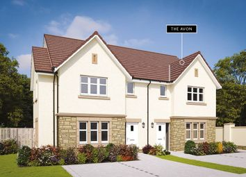 "Thumbnail 3 bedroom semi-detached house for sale in ""The Avon"" at Hutcheon Low Place, Aberdeen"