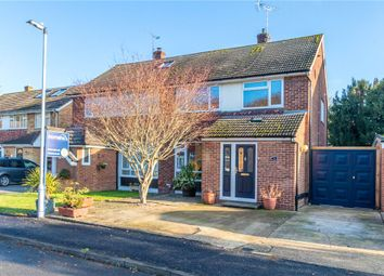 Thumbnail 3 bed semi-detached house for sale in Clewer Park, Windsor, Berkshire