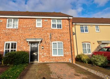 Thumbnail 3 bed end terrace house for sale in Theasby Way, Leven, Beverley
