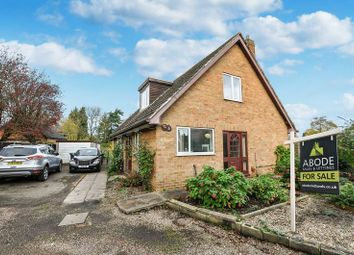 Thumbnail 4 bed detached house for sale in Oaks Court, Oaks Road, Willington, Derby