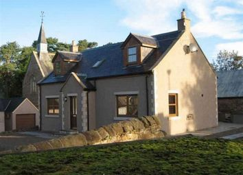 Thumbnail 4 bed detached house for sale in School Hill, Dornoch