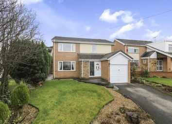 Thumbnail 3 bed detached house for sale in Bryn Aber, Holywell, Flintshire