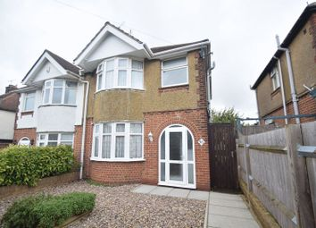 Thumbnail 3 bed semi-detached house for sale in Somerset Avenue, Luton