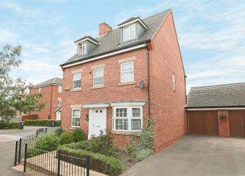 Thumbnail 5 bed detached house for sale in Hawthorne Avenue, Hucknall, Nottingham