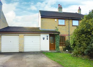 Thumbnail 2 bed end terrace house to rent in Bennett Court, Ridge Avenue, Letchworth Garden City