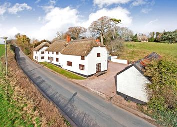 Thumbnail 6 bedroom detached house for sale in East Budleigh, Budleigh Salterton
