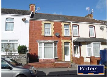 Thumbnail 1 bed terraced house to rent in Evans Street, Kenfig Hill, Bridgend