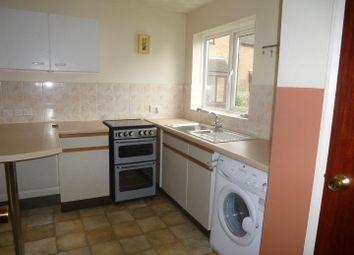 Thumbnail 2 bed semi-detached house to rent in Newton Road, Sawtry, Huntingdon