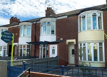 Thumbnail 3 bed terraced house to rent in Marlowe Street, Hull