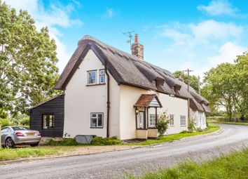 Thumbnail 4 bed detached house for sale in Eversden Road, Harlton, Cambridge, Cambridgeshire