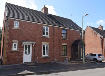 Thumbnail 3 bed semi-detached house for sale in Heol Y Cwrt, North Cornelly, Bridgend