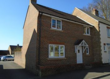 Thumbnail 2 bedroom end terrace house to rent in Ivel Close, Dorchester