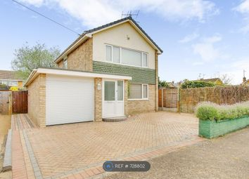 Thumbnail 3 bed detached house to rent in Hazel Way, St. Ives
