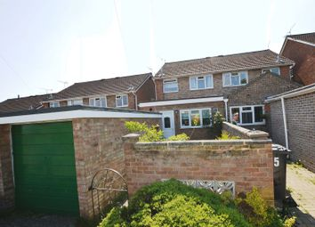 Thumbnail 3 bed semi-detached house for sale in Cherry Way, Alton