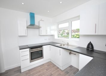 Thumbnail 2 bed flat to rent in Uphill Drive, Kingsbury