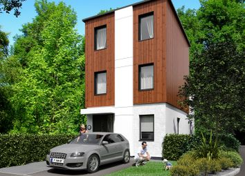 Thumbnail 3 bed detached house for sale in Graven Hill, Bicester