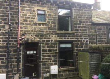 Thumbnail 2 bed end terrace house for sale in Boulderclough, Luddendenfoot, Halifax, West Yorkshire