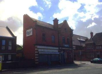 Thumbnail Commercial property for sale in Liverpool L4, UK