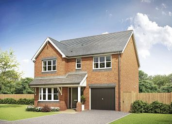 Thumbnail 4 bed detached house for sale in Hanslei Fields, Ansley, (Nightingale Design)