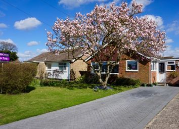 Thumbnail 3 bed detached bungalow for sale in Spinney Walk, Barnham