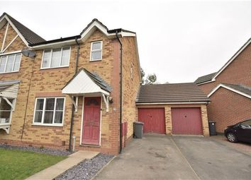 Thumbnail 3 bed end terrace house for sale in Millbrook Close, North Common