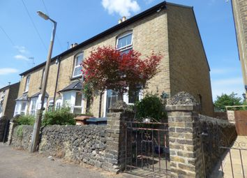 Thumbnail 2 bed end terrace house for sale in Garland Road, Ware