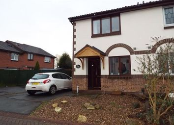 Thumbnail 2 bed semi-detached house to rent in Holland Close, Whitwick, Coalville