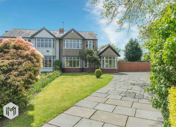 Thumbnail 3 bed semi-detached house for sale in Lostock Park Drive, Lostock, Bolton