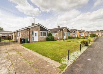 Thumbnail 2 bed detached bungalow to rent in Longfields, Swaffham