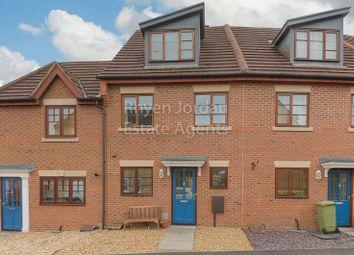 Thumbnail 3 bed terraced house for sale in Exbury Lane, Westcroft, Milton Keynes