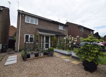 Thumbnail 2 bed semi-detached house for sale in Copeland Avenue, Off Groby Road, Leicester