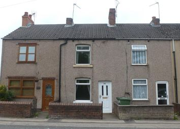 Thumbnail 1 bedroom terraced house to rent in Peasehill, Ripley