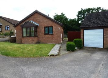 Thumbnail 2 bedroom detached bungalow for sale in Stanton Close, Beccles