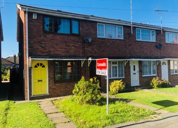 Thumbnail 2 bed semi-detached house to rent in Highfield Street, Earl Shilton, Leicester