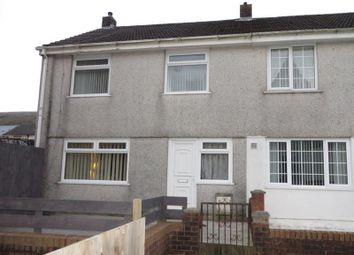 Thumbnail 3 bed terraced house for sale in East Pentwyn, Blaina, Abertillery