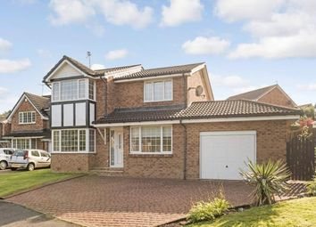 Thumbnail 4 bed detached house for sale in Powforth Close, Larkhall, South Lanarkshire